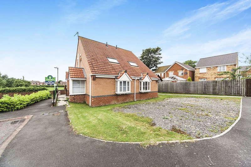 1 Bedroom Semi Detached House for sale in Hevingham Close, Havelock Park , Sunderland, SR4