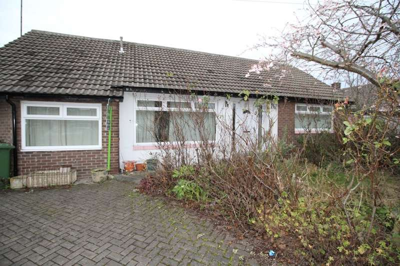 3 Bedrooms Detached Bungalow for sale in Wenham Square, Barnes, Sunderland, SR2