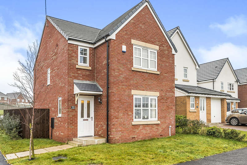 3 Bedrooms Detached House for sale in Beacon Green, Skelmersdale, WN8