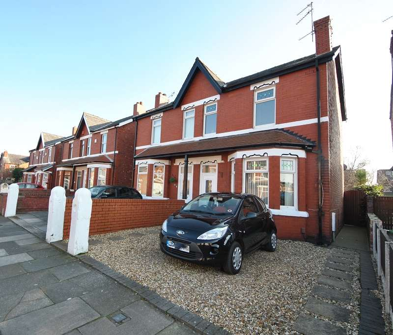 2 Bedrooms Semi Detached House for sale in Pitt Street, Southport. PR9