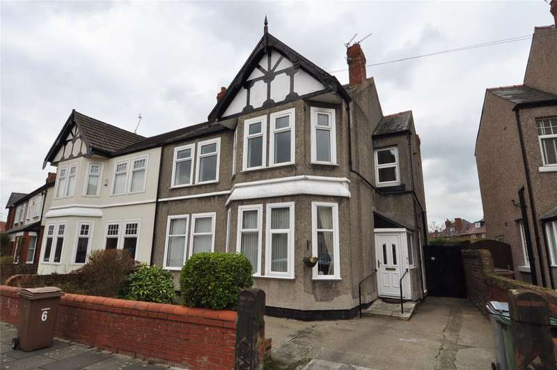 2 Bedrooms Flat for sale in Banks Avenue, Meols, Wirral