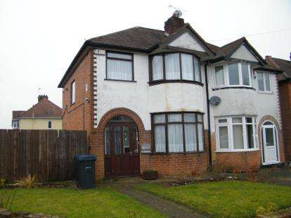 3 Bedrooms Semi Detached House for sale in Bradstock Road, Birmingham, West Midlands