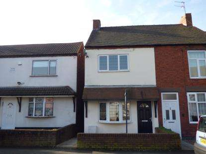 2 Bedrooms Semi Detached House for sale in Hednesford Road, Walsall, West Midlands