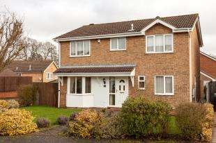 4 Bedrooms Detached House for sale in Fulbert Drive, Bearsted, Maidstone, Kent