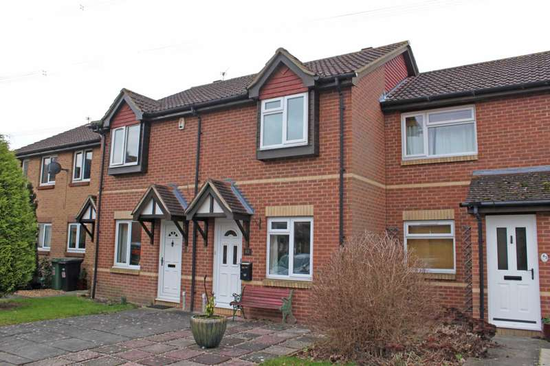 2 Bedrooms Terraced House for sale in Wensum Drive, Didcot