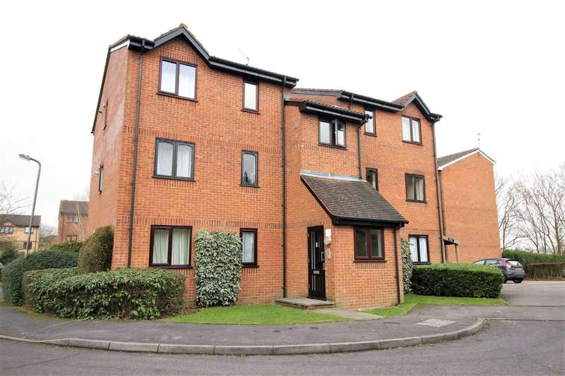 2 Bedrooms Flat for sale in Leavesden, Watford