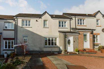 2 Bedrooms Terraced House for sale in Kelvin Walk, Largs