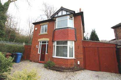 3 Bedrooms Detached House for sale in Carrs Avenue, Cheadle, Greater Manchester