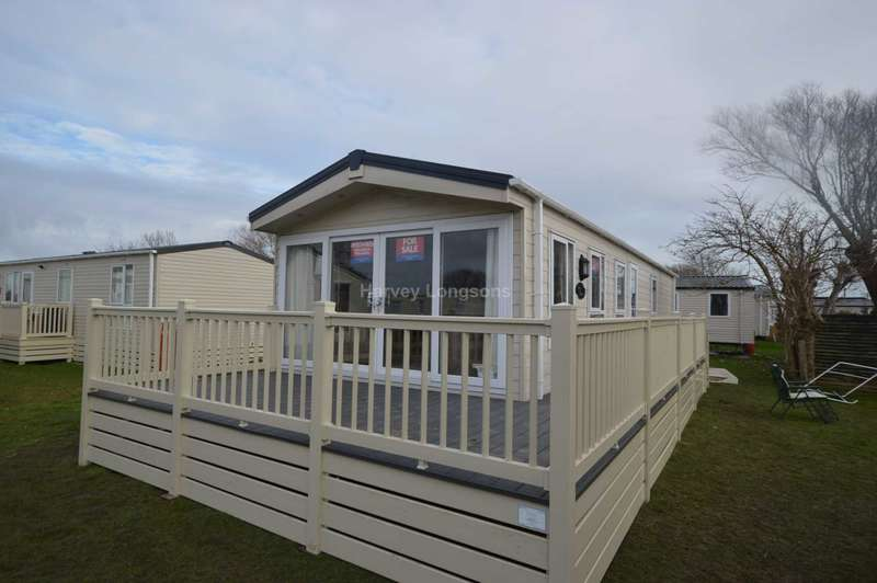 Caravan Mobile Home for sale in Winchelsea Sands Holiday Park, Pett Level Road, Winchelsea