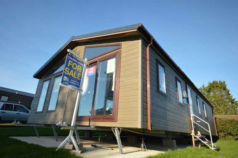 3 Bedrooms Lodge Character Property for sale in Landscove Holiday Park, Gillard Road, Berry Head, Brixham