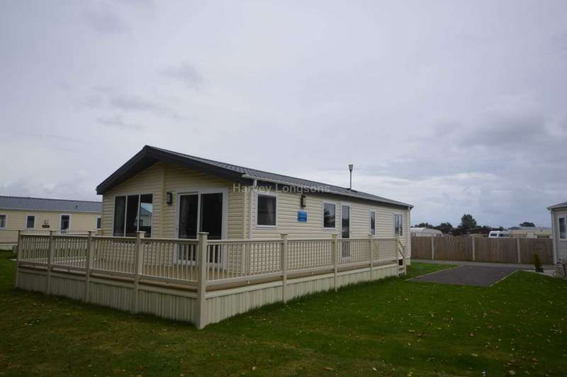 2 Bedrooms Lodge Character Property for sale in Marlie Holiday Park, Dymchurch Road, New Romney