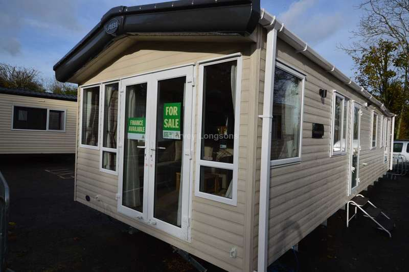 3 Bedrooms Caravan Mobile Home for sale in Beauport Holiday Park, The Ridge West, Hastings