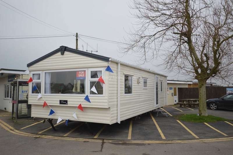 2 Bedrooms Caravan Mobile Home for sale in Rye Harbour Holiday Park, Rye Harbour, Rye