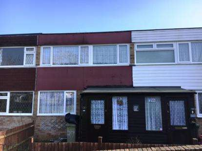 3 Bedrooms Terraced House for sale in Laidon Close, Bletchley, Milton Keynes