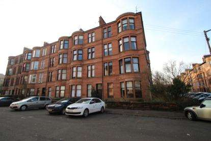 1 Bedroom Flat for sale in Woodford Street, Glasgow, Lanarkshire