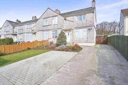 3 Bedrooms Semi Detached House for sale in Gunnislake, Cornwall, 6 Moorland Way