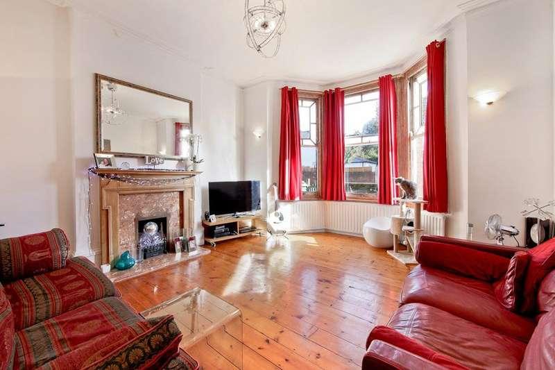 2 Bedrooms House for sale in Ebbsfleet Road, London NW2