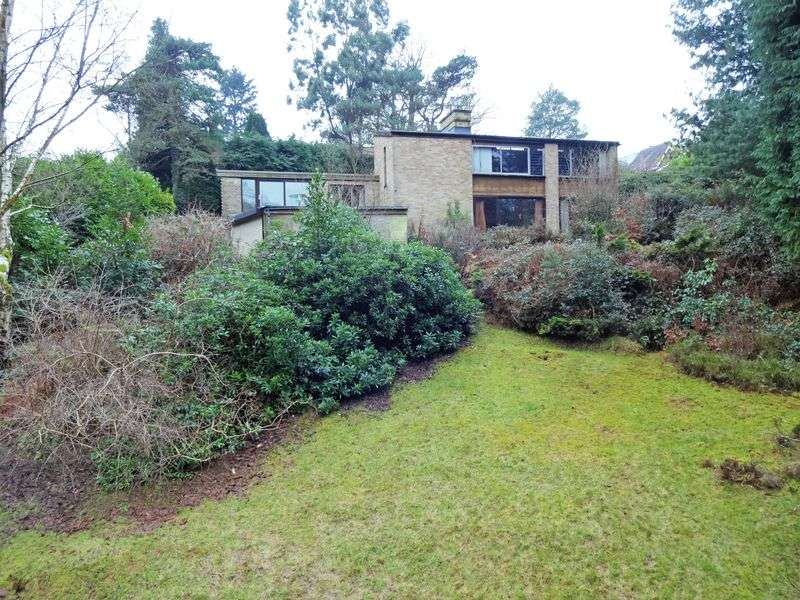 3 Bedrooms Detached House for sale in Glen Road, Grayshott