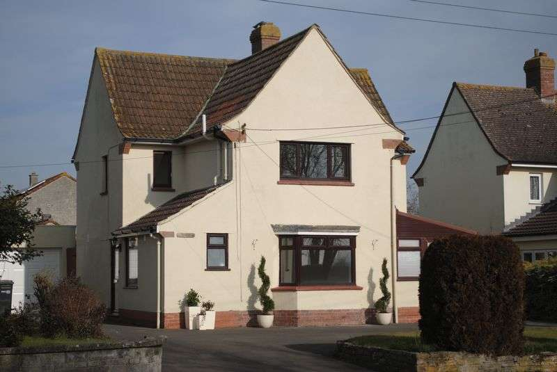 4 Bedrooms Detached House for sale in Langport Road, Somerton