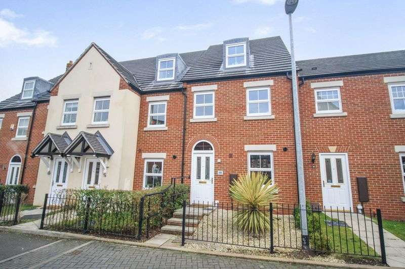 3 Bedrooms Terraced House for sale in The Nettlefolds, TF1 5PF