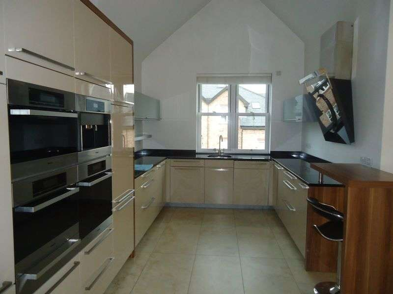 4 Bedrooms Flat for rent in The Palm, Ibbotsons Lane, Sefton Park, Liverpool