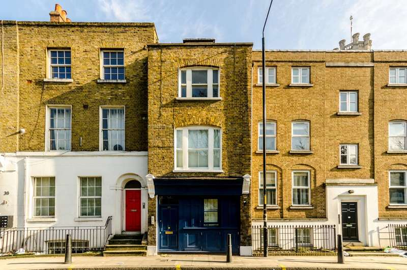 2 Bedrooms Flat for sale in Cannon Street Road, Shadwell, E1