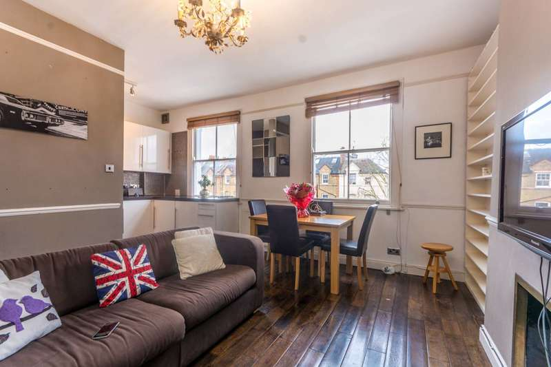 2 Bedrooms Flat for sale in Elgin Avenue, Maida Vale, W9