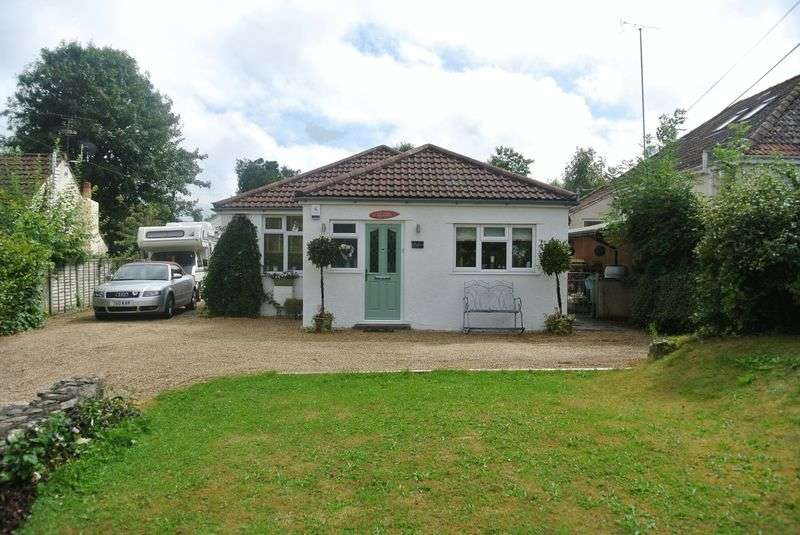 3 Bedrooms Detached Bungalow for sale in Hallatrow, Near Bristol