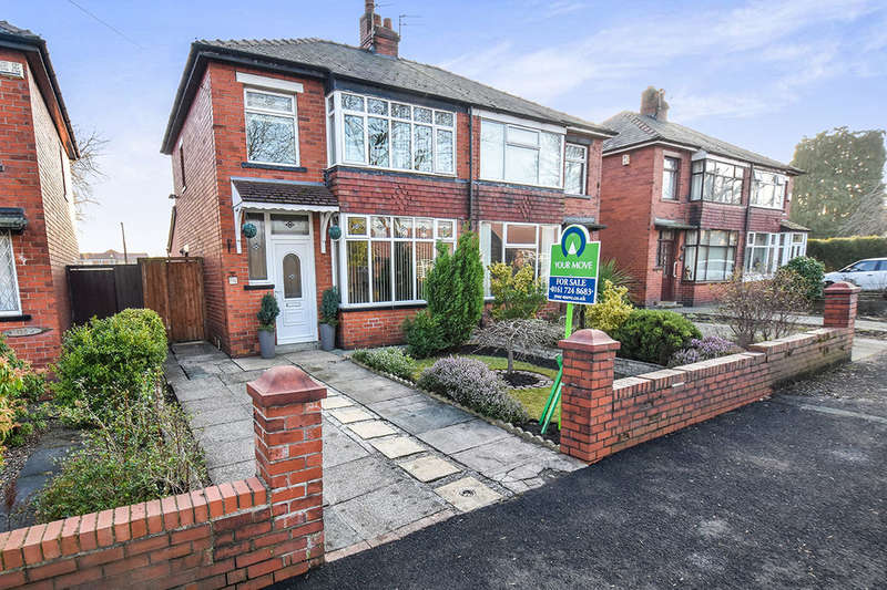 3 Bedrooms Semi Detached House for sale in Turks Road, Radcliffe, Manchester, M26