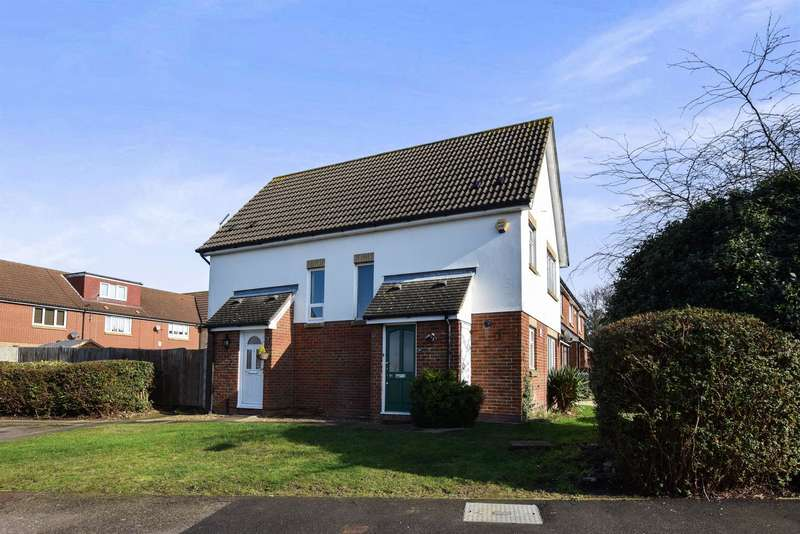 1 Bedroom End Of Terrace House for sale in Tickenhall Drive, Harlow, CM17