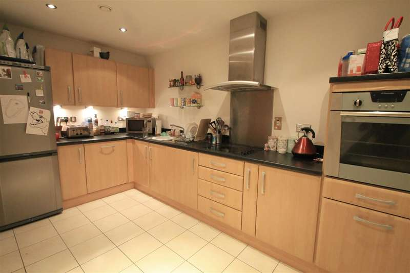 1 Bedroom Property for sale in Penstone Court, Century Wharf