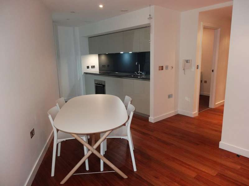 2 Bedrooms Flat for rent in St Pauls, Sheffield