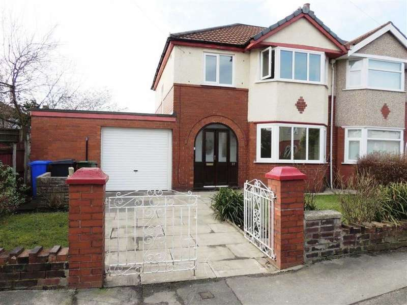 3 Bedrooms Property for sale in Lynwood Grove, Audenshaw, Manchester