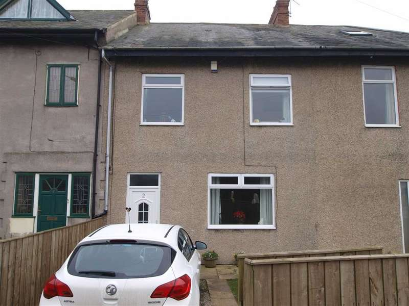 3 Bedrooms Terraced House for sale in Bog Houses, Cramlington