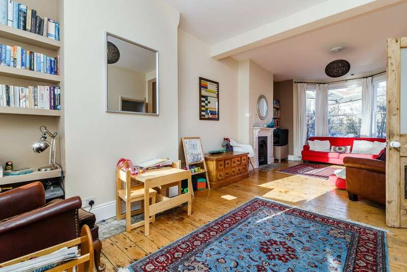 3 Bedrooms Terraced House for sale in Finland Road, London, SE4 2JQ