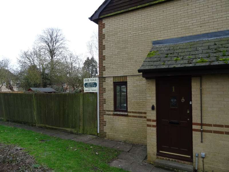 1 Bedroom Cluster House for sale in HIPWELL COURT, OLNEY