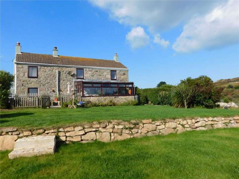 3 Bedrooms Equestrian Facility Character Property for sale in Ninnis Bridge, Lelant Downs, Cornwall