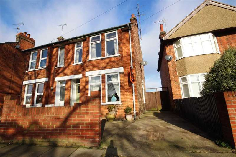 3 Bedrooms Semi Detached House for sale in Rushmere Road, Ipswich