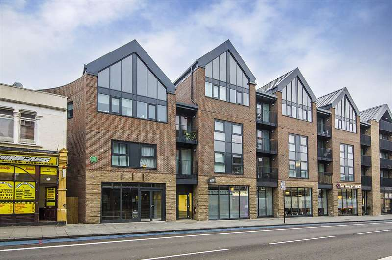 2 Bedrooms Flat for sale in The Broadway, 183 Tooting High Street, London, SW17