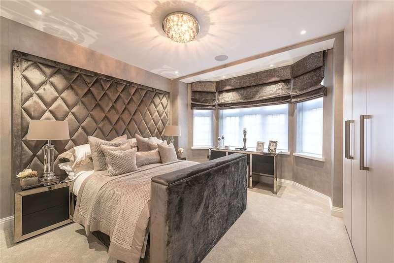 2 Bedrooms Flat for sale in Wellington Court, 55-67 Wellington Road, London, NW8