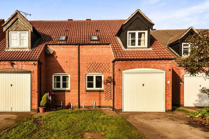 3 Bedrooms Semi Detached House for sale in Horninglow Croft, Burton-On-Trent, DE13