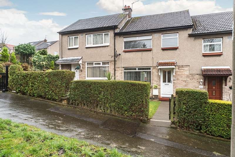 2 Bedrooms Terraced House for sale in Redhall Avenue, Edinburgh, EH14 2HP