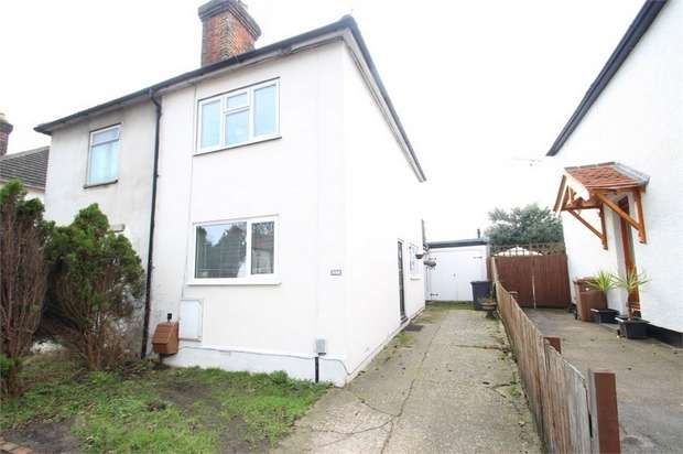 3 Bedrooms Semi Detached House for sale in Stoughton Road, GUILDFORD, Surrey