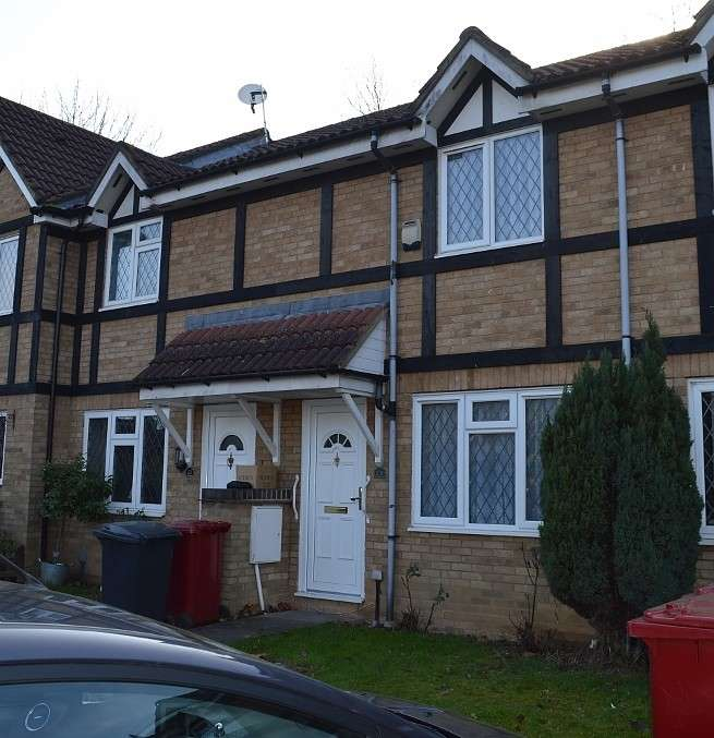 2 Bedrooms Terraced House for sale in Maplin Park, Langley, SL3