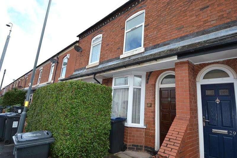 2 Bedrooms Terraced House for sale in Birchwood Road, Balsall Heath, Birmingham