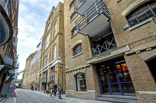 1 Bedroom Flat for sale in Anchor Brewhouse, 50 Shad Thames, London