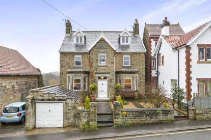 5 Bedrooms Detached House for sale in Coach Road, Sleights, Whitby, North Yorkshire