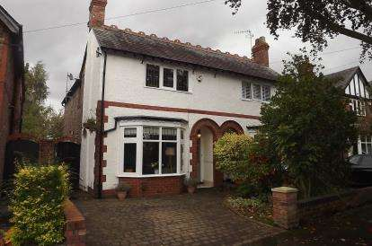 3 Bedrooms Semi Detached House for sale in Bridgefield Avenue, Wilmslow, Cheshire