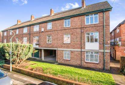 1 Bedroom Flat for sale in Ardsley House, Del Pyke, York, North Yorkshire