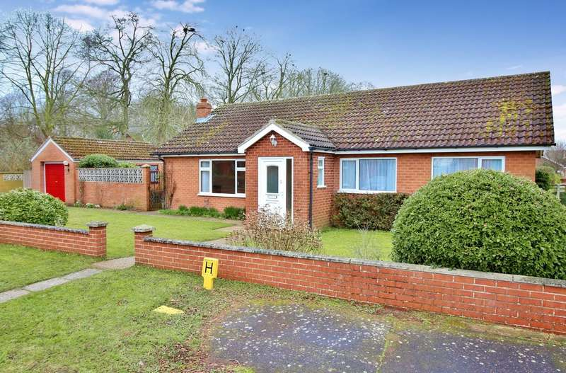 3 Bedrooms Detached Bungalow for sale in Woodview Road, Easton